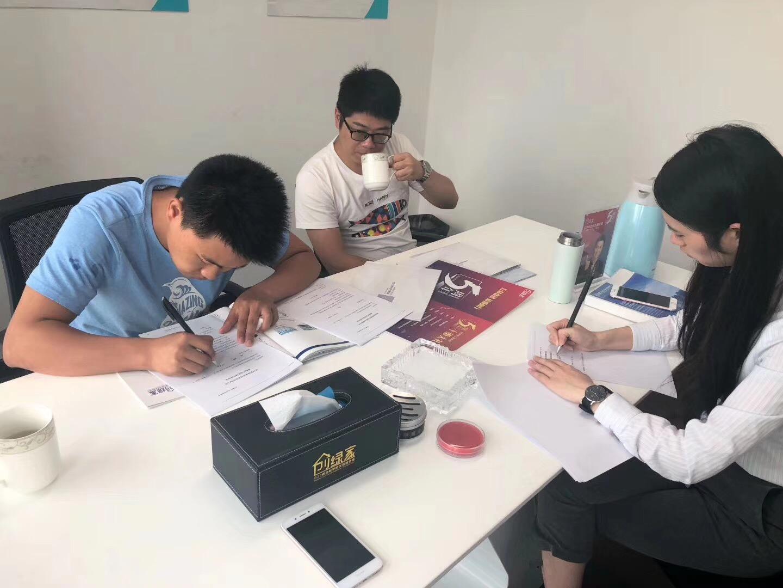 熱烈祝賀陳總、林總簽約美高梅手机版登录三明市縣級代理!