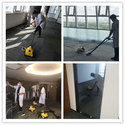 華域建筑設計院室內空氣治理