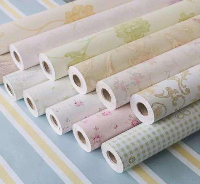 壁纸的装修污染有哪些你知道吗?-大连唯美环保除甲醛