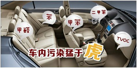 汽车除甲醛误区!对自己的爱车要慎重