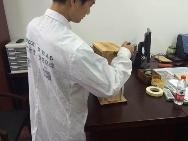 杭州市财经职业学校室内空气综合治理
