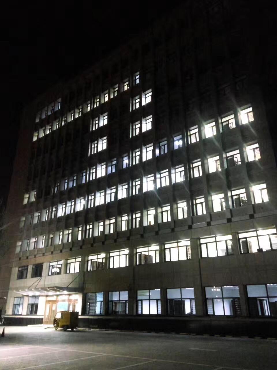 唐山市国家税务局新大楼室内空气治理