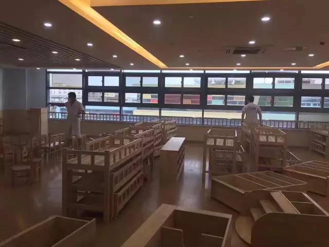 苏州相城区高铁新城第一中小学幼儿园室内空气治理