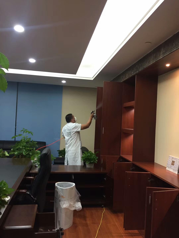 地税局办公室室内空气治理