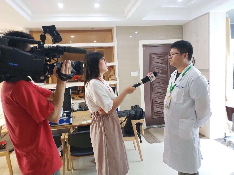 常州武进电视台生活连线栏目采访报道