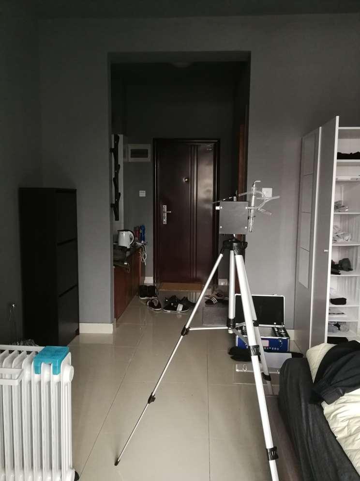 省第六监狱室内空气检测